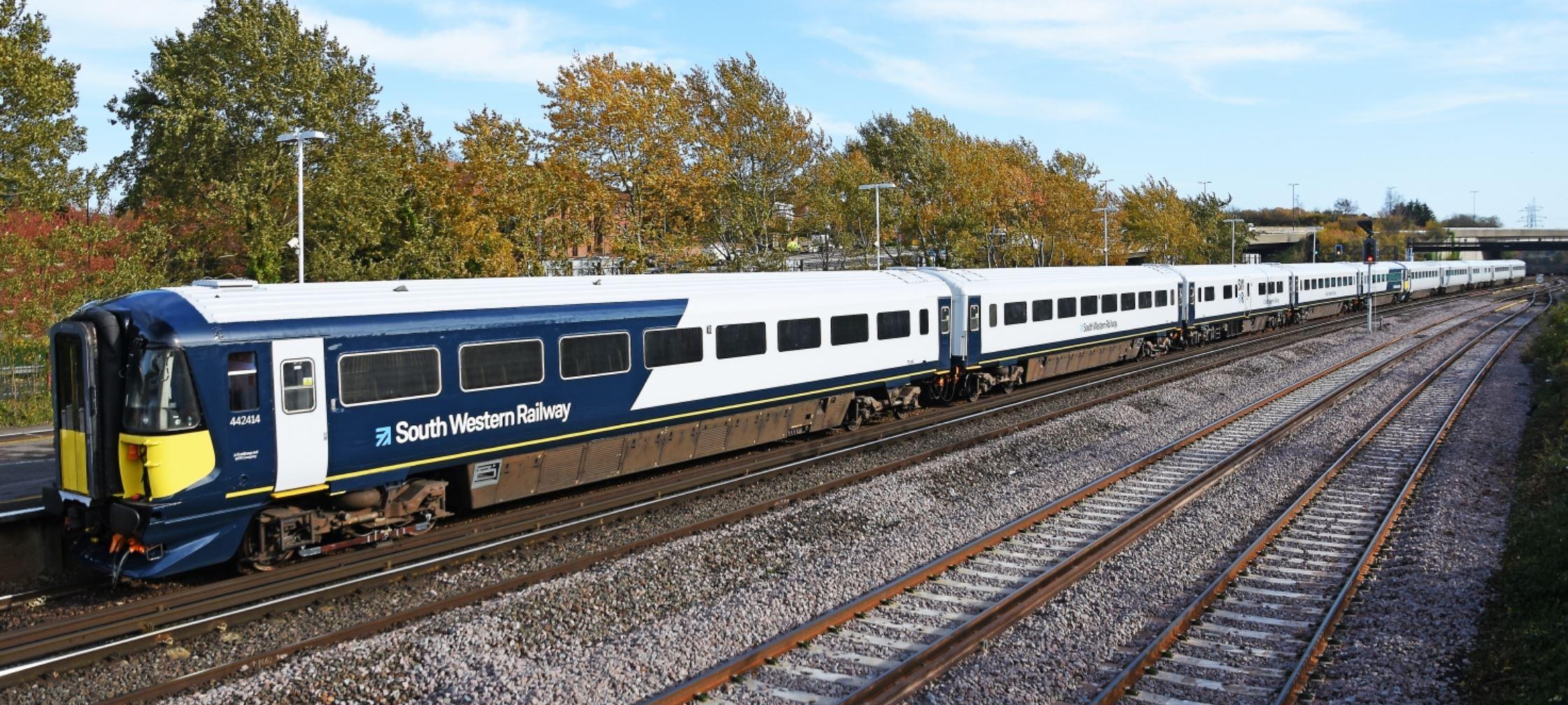 Class 442 Modification - Gemini Rail Group