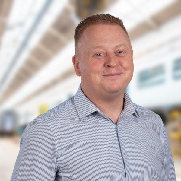 Profile photo of Ed Williams, Head of GemEco.