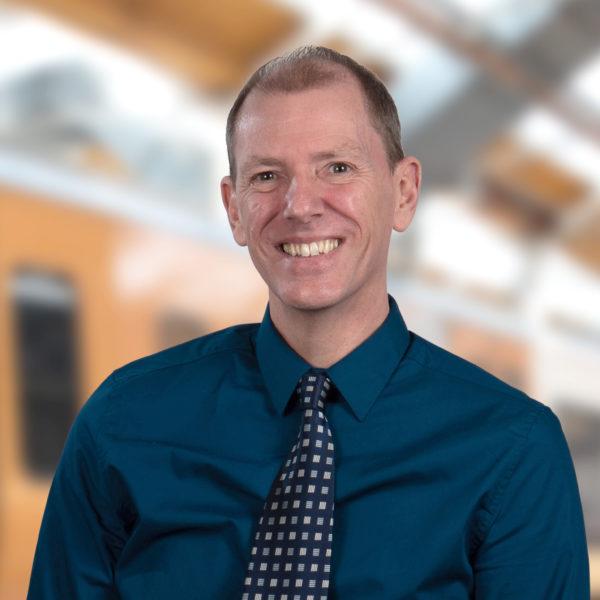 Profile photo of Lee Watkins, Group Finance Director.