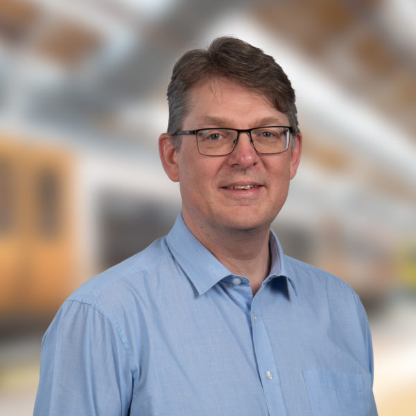 Profile photo of Rob Harris, Head of Engineering Design.