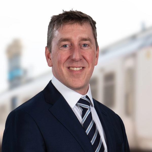 Profile photo of Paul Woolley, Business Unit Director - GRT.