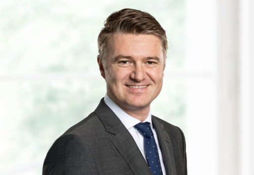 Profile photo of Christian Klingler, Chief Transformation Officer.