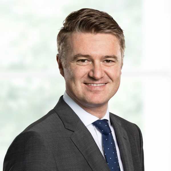Profile photo of Christian Klingler, Chief Transformation Officer.