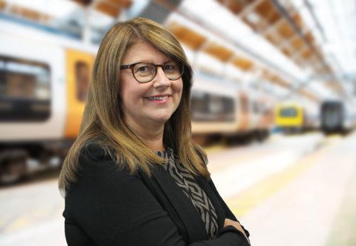Profile photo of Debbie Rennison, Group HR Director.